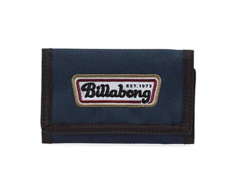 Cartera BILLABONG Walled Tri Fold azul marino